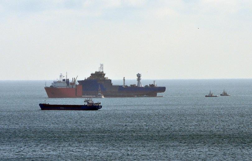 Впечатляваща морска операция се проведе във Варна