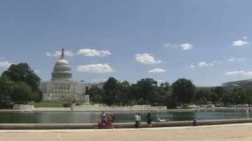 Руски разузнавателен самолет над Вашингтон