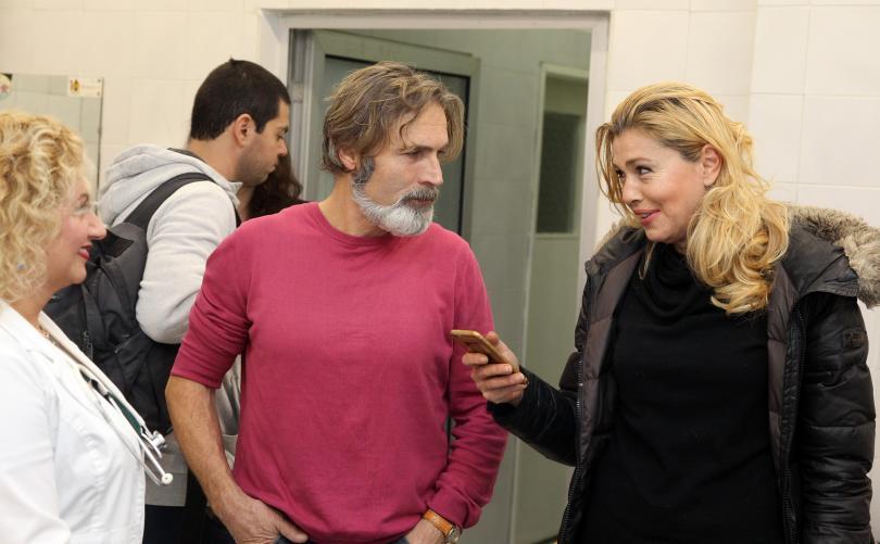 снимка 2 Популярни актьори се включиха в кръводарителска акция на ВМА (СНИМКИ)