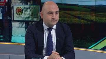 Васил Грудев: Фонд Земеделие наваксва закъсненията по договорите