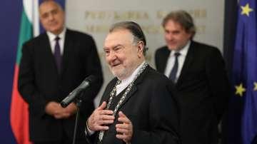 Премиерът връчи на Васил Михайлов наградата Паисий Хилендарски