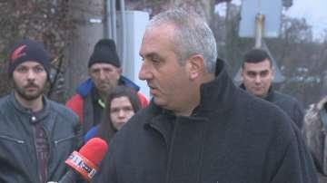 Жителите на Кладница, Рударци и Драгичево на протест заради водния режим