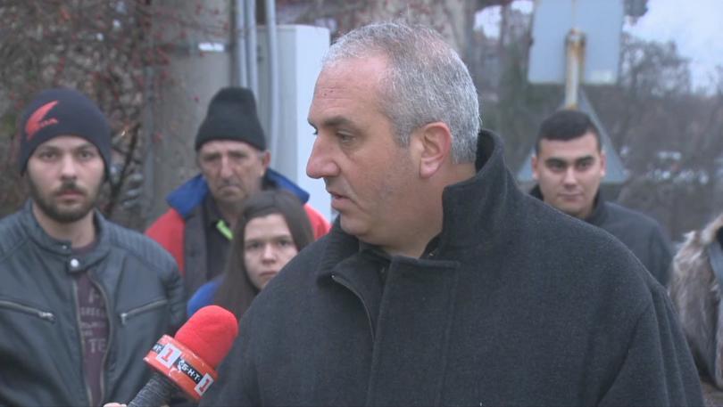 Жители на Кладница и Рударци и Драгичево излязоха на протест