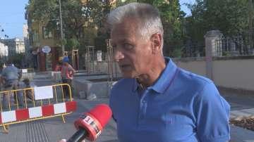 Столичната община няма да плаща за демонтажа на старите ограничители по Графа