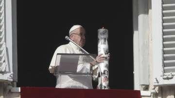 Папа Франциск се помоли за мир в Сирия