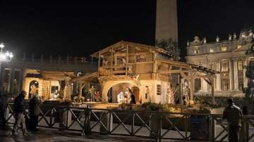 Коледната сцена на Рождеството на пл. Свети Петър ще бъде изваяна от пясък