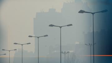 България е на първо място в ЕС по замърсяване на въздуха с фини прахови частици