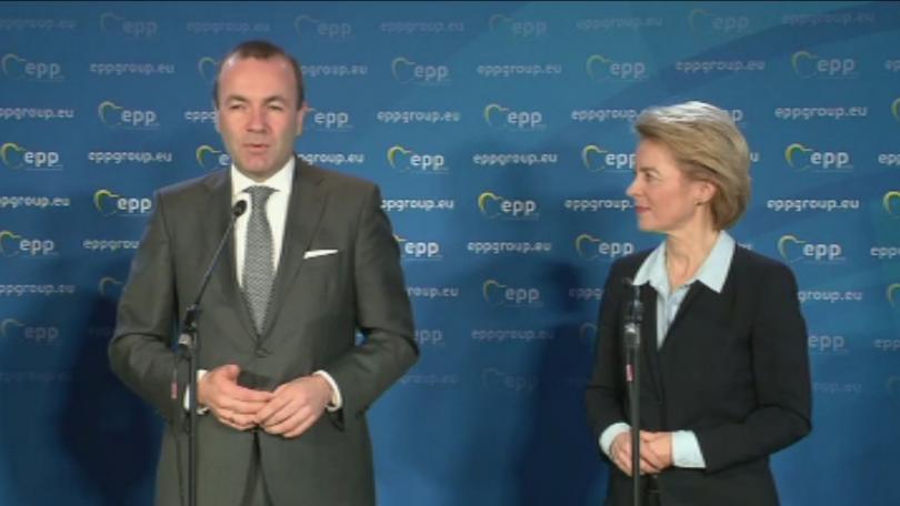 Кандидатът на Европейската народна партия за председател на ЕК Манфред