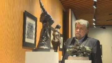 Вежди Рашидов се завръща към скулптурата с нова изложба