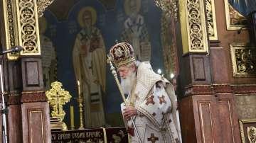 Патриарх Неофит оглави тържествената служба за Второ Възкресение