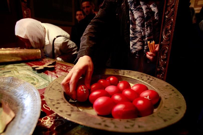снимка 11 Православният свят отбелязва деня на Христовите страдания