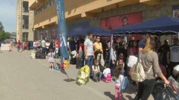 Сериозен интерес към Книги за смет във Велико Търново