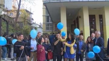 В Деня за борба с диабета: Ученици от Велико Търново събират пари за болно момче