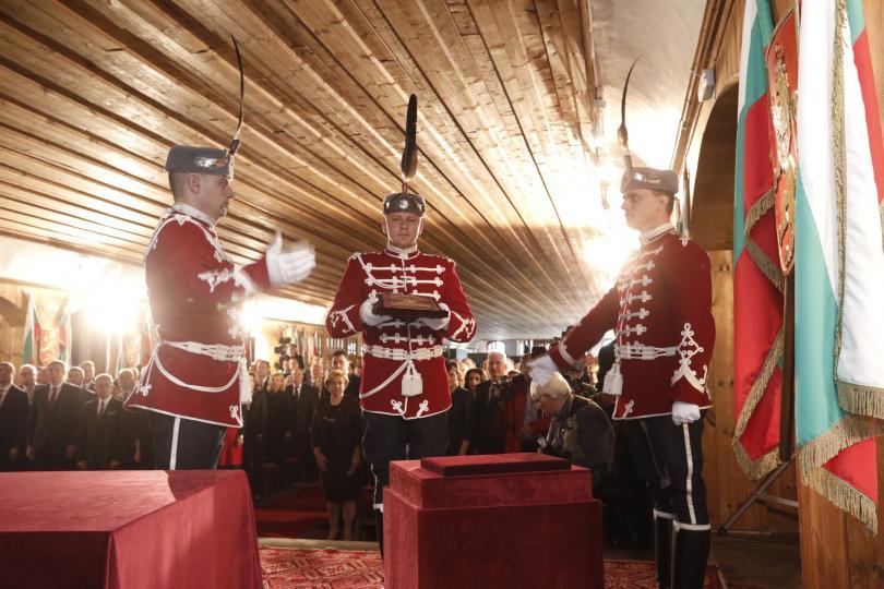 Снимка: България отбелязва 140 години от приемането на първата Конституция