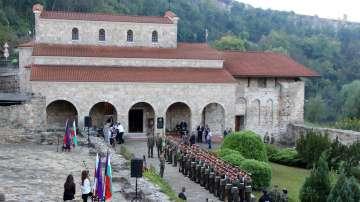 Реорганизация на движението във Велико Търново за честването на Конституцията