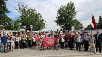 За трети път България се включи в инициативата Безсмъртния полк