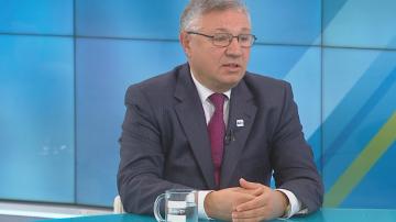 Велизар Шаламанов: Време е България да има дългосрочна програма за отбрана