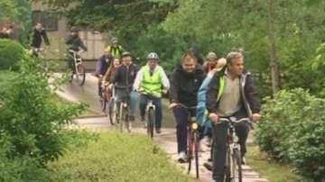 С електрически велосипеди от България до Румъния