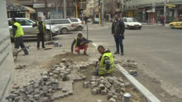 Пренареждат велоалеята по бул. Дондуков