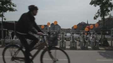 Нова велоалея в града на велосипедите Копенхаген