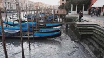 Венеция остана без вода