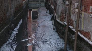 Каналите във Венеция почти пресъхнаха