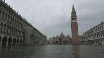 Венеция е пред извънредно положение заради наводняване