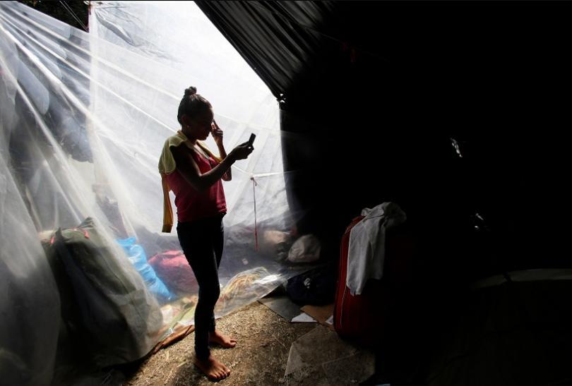 Близо 2,3 милиона венецуелци са напуснали своята обхваната от политическа
