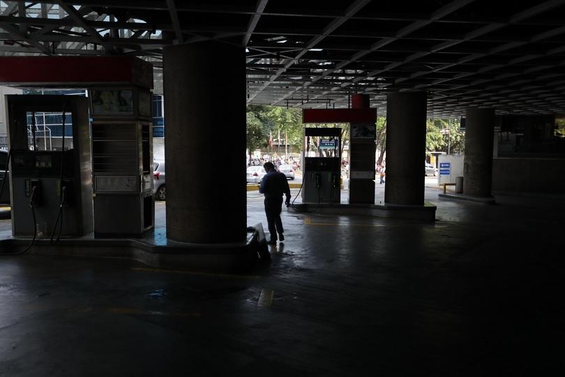За втори път този месец голяма част от Венецуела остана