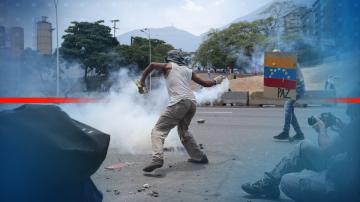 Продължават сблъсъците във Венецуела