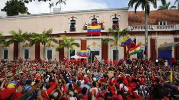 Николас Мадуро обяви, че Венецуела скъсва дипломатическите си отношения със САЩ