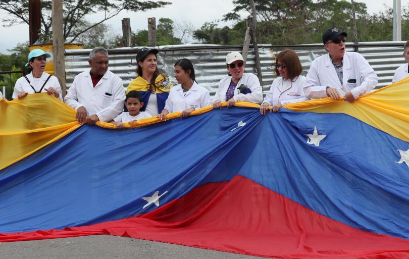 Опозицията във Венецуела свиква четвърти общонационален митинг. Той съвпада с