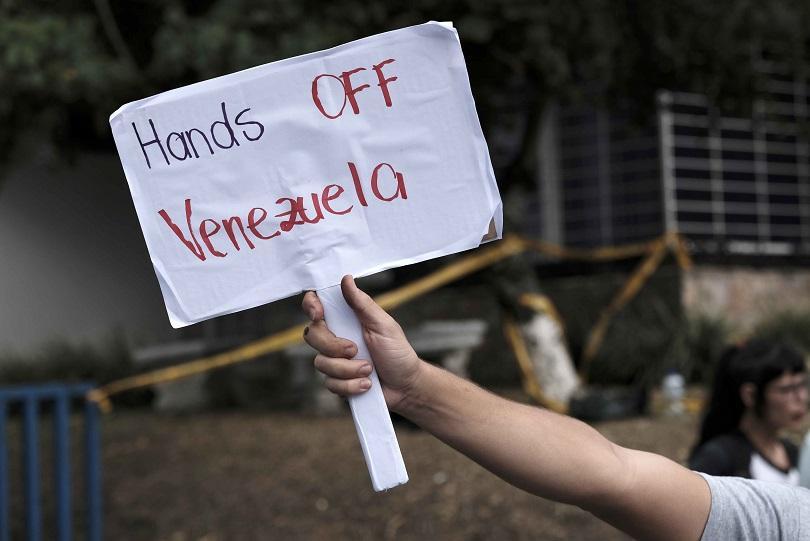 Венецуелският президент Николас Мадуро заяви, че Венецуела ще затвори границата