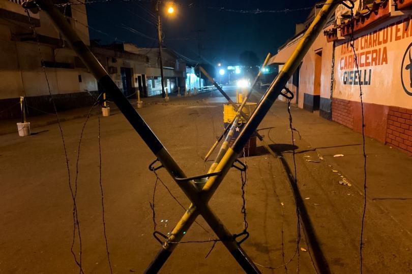 Снимка: Кризата във Венецуела: Жертви и ранени по границата с Бразилия