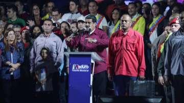Николас Мадуро започва нов, 6-годишен мандат като президент на Венецуела