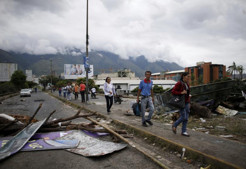 опозицията признава изборите венецуела учредително събрание