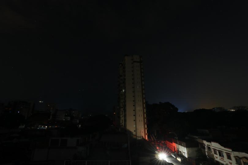 Венецуела отново остана на тъмно