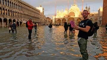 Щетите от придошлите води във Венеция се оценяват на около 1 млрд. евро