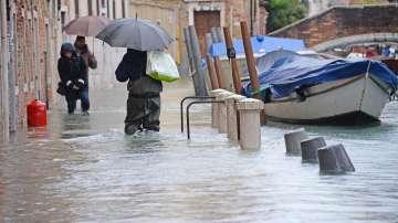 Щетите от наводненията във Венеция надхвърлят 1 млрд. евро