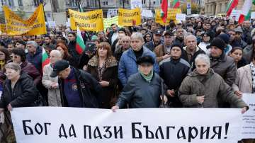 Протест срещу промени в Закона за вероизповеданията у нас