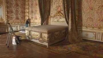Приключи реставрацията на апартаментите в двореца Версай