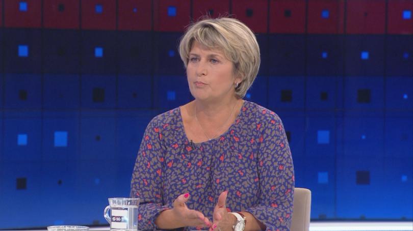 Весела Лечева, член на изпълнителното бюро на БСП, заяви в