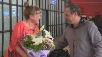 Веселина Кацарова пристига за спектакъл на операта Кармен в Стара Загора