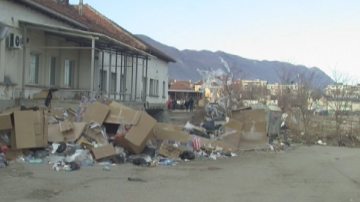 Разследват сигнал за опасни вещества в мазе на бивш военен склад във Враца