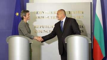 Борисов: Запазването на собствеността върху газопреносната мрежа е стратегически