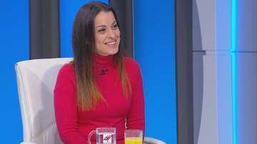 Вяра Панталеева представи новата си песен в Денят започва (ВИДЕО)