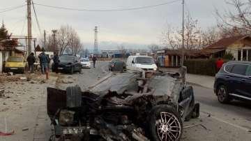 Два пътни инцидента от Пловдив тази сутрин (Снимки)