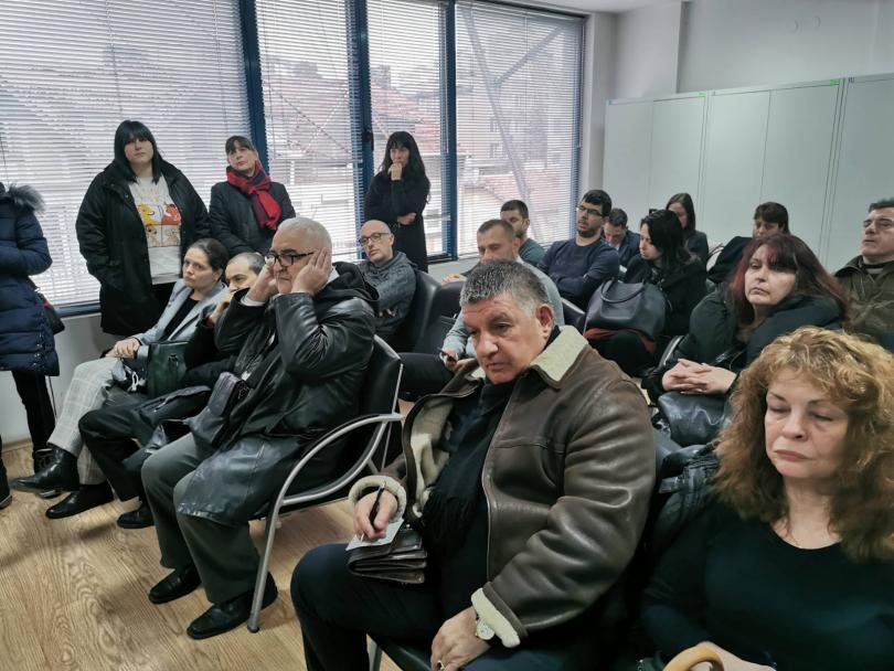 снимка 2 Съдът гледа делото за оспорените пълномощия на кмета на Благоевград
