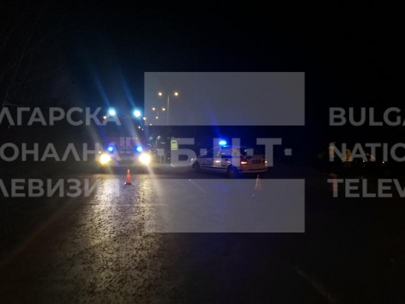снимка 2 Тежка катастрофа с двама загинали затвори пътя Русе - Силистра