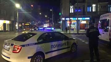 Катастрофа с кола, в която пътували Ветко и Маринела Арабаджиеви